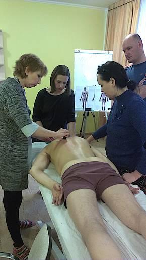 Обучающие курсы гуаша массажа